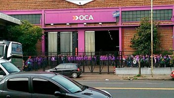 Por OCA, Camioneros lanza un paro nacional que afectará acreditación de cheques