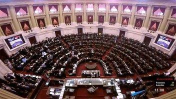 En vivo: Sesiona Diputados para debatir el proyecto que limita subas de tarifas