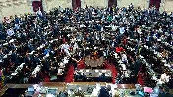 En vivo: Diputados debate los proyectos que limitan las subas de tarifas