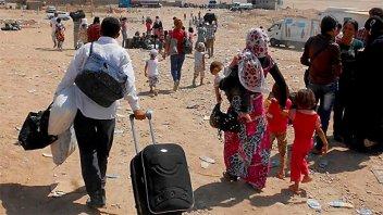 Expectativa por la pronta llegada de una familia siria a Concordia