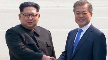 Histórico: Luego de 65 años, Corea del Norte y del Sur negocian la paz