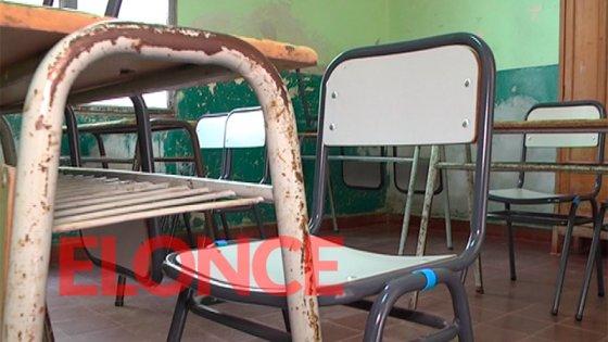 La Escuela Nº18 recibió 94 sillas tras años de reclamos y una nota en Elonce