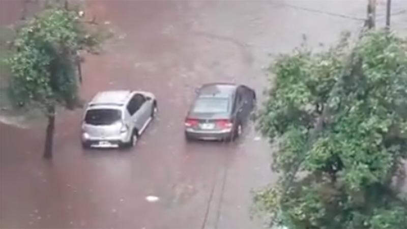 Alerta por tormentas fuertes para el centro y norte de Córdoba