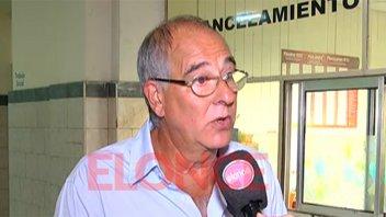 Atendieron de urgencia al director del Hospital San Martín