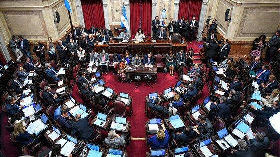 Tarifas: Gobernadores fueron convocados por senadores para discutir el proyecto