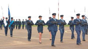 El 70º aniversario de la Segunda Brigada Aérea se conmemorará con acto y desfile