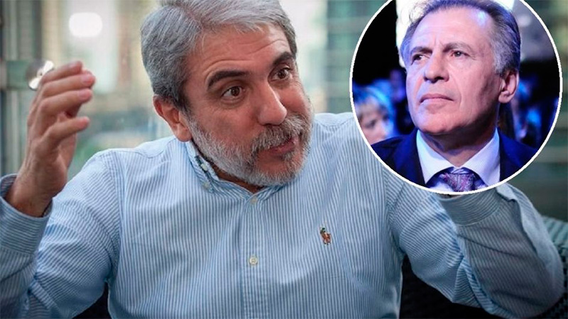 Aníbal Fernández defenderá a López ya de Sousa de