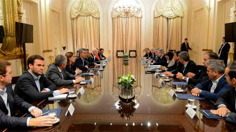 El Presidente vendría este miércoles a Mendoza