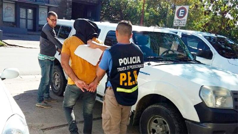 Álvarez fue detenido el viernes y ya cumple preventiva en el penal