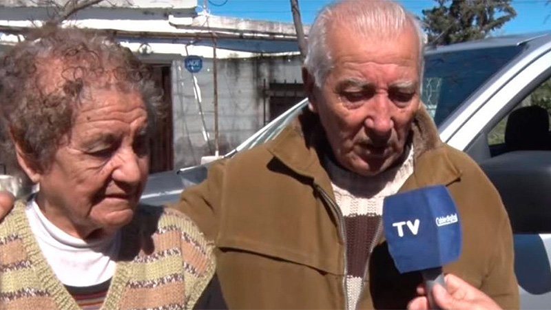 Crimen de pareja de abuelos: el móvil habría sido robarles el auto