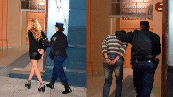 Revocaron la domiciliaria a los detenidos por el robo a la zapatería