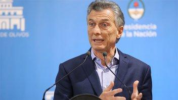Macri anuncia medidas para reforzar el plan nacional de vivienda