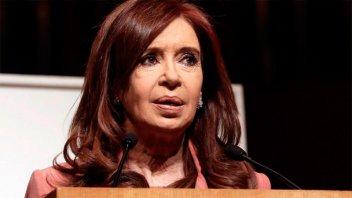 Causa cuadernos: Cristina pidió que la militancia no vaya a Comodoro Py