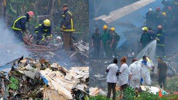 Repatriaron los restos de las primeras víctimas del accidente aéreo en Cuba
