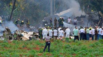 Gobierno se solidarizó con Cuba por el fatal accidente aéreo