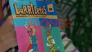 Barriletes festejó 17 años ininterrumpidos de publicación de la revista