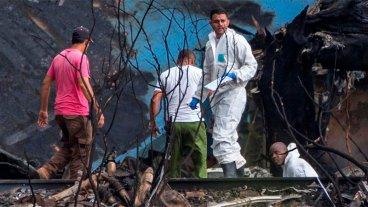 Avanza la identificación de las víctimas de la tragedia aérea en La Habana