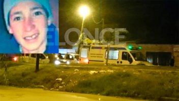 Falleció el adolescente baleado en la cabeza durante una gresca