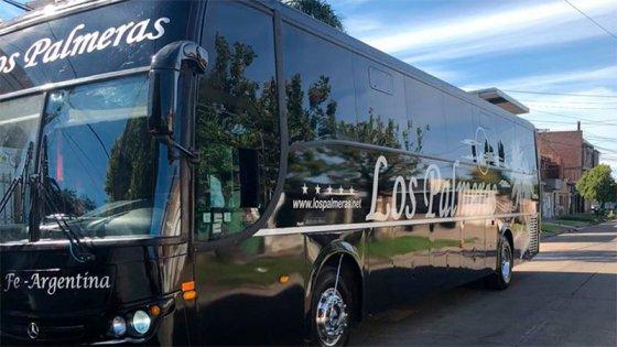 Los Palmeras invitaron a su show en Paraná y presentaron una nueva adquisición