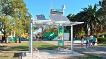 Crecen las expectativas por la instalación de una estación solar en Crespo