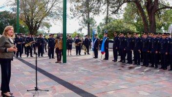 Más de 50 oficiales de Policía cursan la Licenciatura en Seguridad Pública