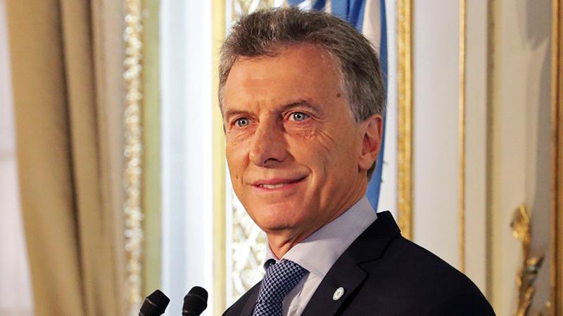 """""""El mundo reconoce que estamos haciendo las cosas bien"""", afirmó Macri"""