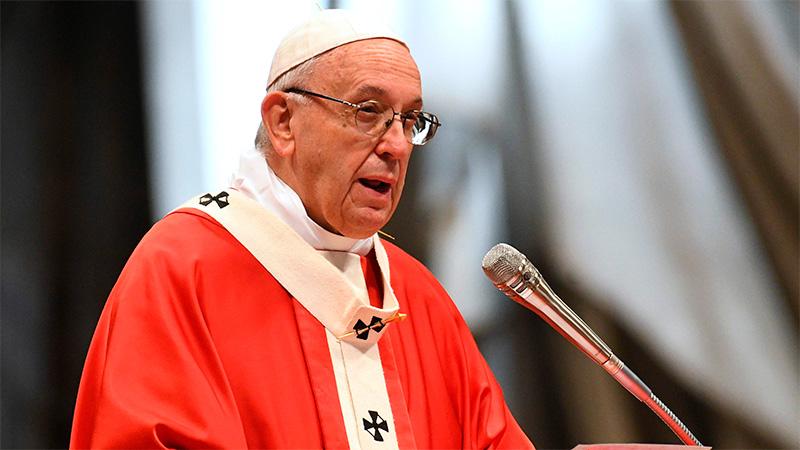 Cuando el matrimonio no funciona es mejor separarse: Papa Francisco