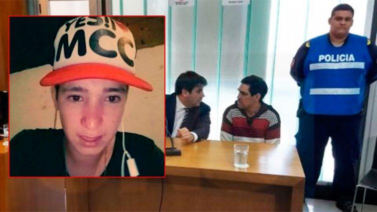 Otorgaron prisión preventiva al acusado de matar a su sobrino