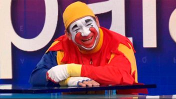 El insólito blooper de Piñón en un programa televisivo