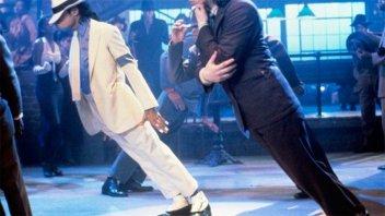 El secreto de Michael Jackson para poder inclinarse a 45 grados