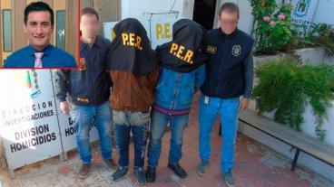Causa Sain: prisión preventiva para los dos imputados de homicidio calificado