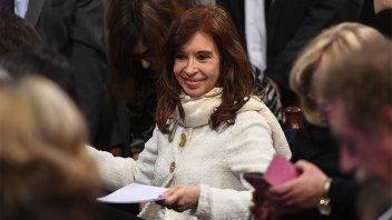 Cristina Kirchner y su bloque votarán a favor de la despenalización del aborto