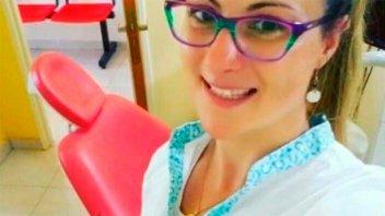 Crimen de odontóloga: Un paciente acosador y una toalla, serían las claves