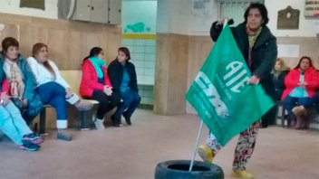 Trabajadores del hospital Felipe Heras realizan retención de servicios