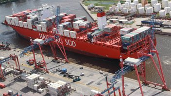 Importaciones de Brasil cayeron 53,3% y superávit llegó a u$s 184 millones