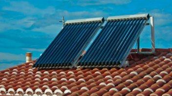 Crece la demanda de termotanques solares