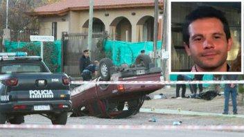 Es hijo de policías el detenido por apuñalar a su pareja y matar a dos oficiales