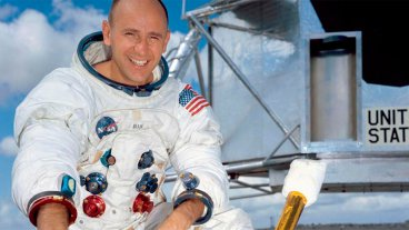 Falleció Alan Bean, el cuarto hombre en pisar la Luna