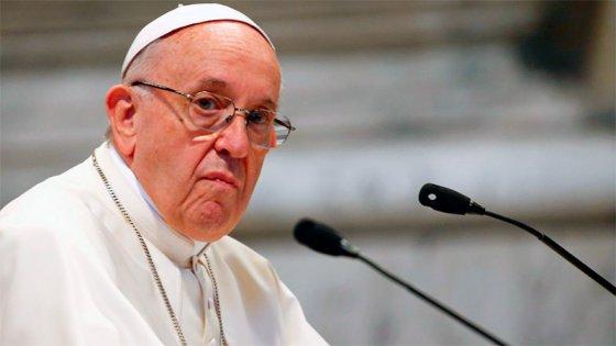 El papa Francisco comenzó su visita a los países Bálticos