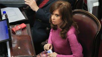 Cristina Fernández pidió autorización para viajar nuevamente a Cuba