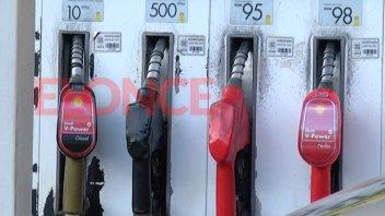 Estacioneros advierten que la nafta volvería aumentar en diez días