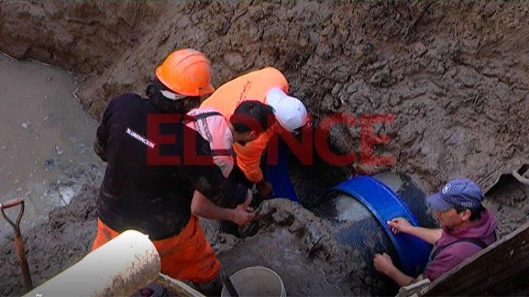 Corte en el suministro de agua potable afecta a una amplia zona de la ciudad