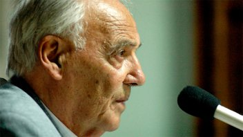Recordaron a Guillermo Alfieri, un periodista que