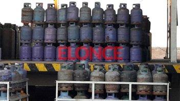 El tubo de gas envasado de 45 kilos ya se comercializa a $1050 en Paraná