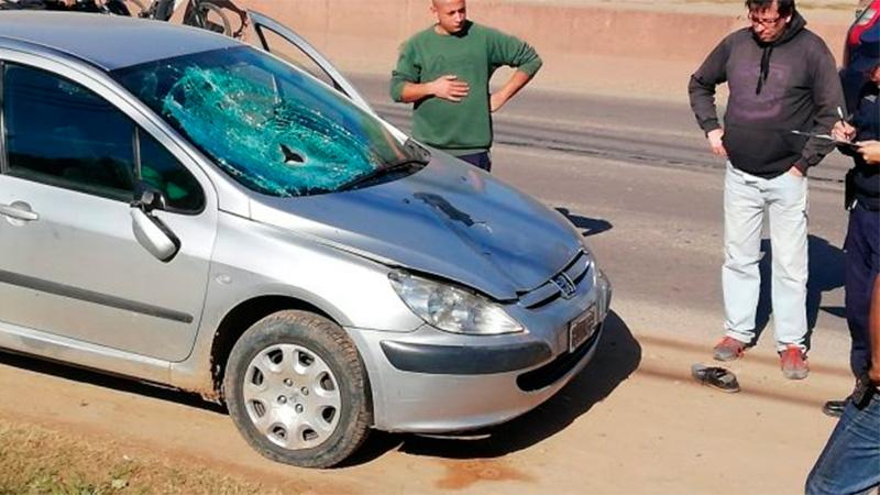 Falleció un hombre tras ser atropellado por un auto en Concepción del Uruguay