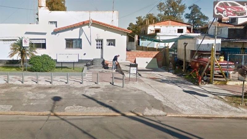 La comisaría segunda de San Fernando.