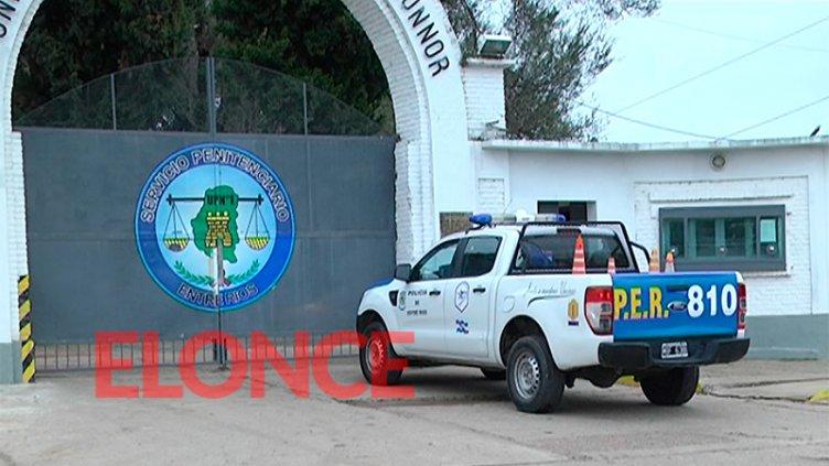 Se fugó un interno de la cárcel de Paraná: Cumplía una pena por dos homicidios