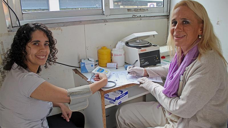 Pinchazo de la aguja es el principal miedo — Donación de sangre