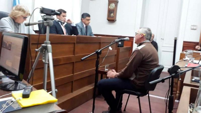Nahir Galarza increpó al fiscal y le dijo que podría tomar medidas drásticas