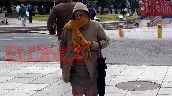 Domingo frío en Paraná: Se espera una máxima de apenas 12ºC